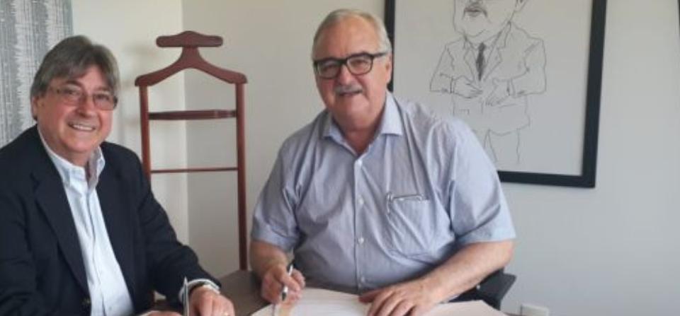 FEHOSUL apresenta demandas urgentes do IPE-Saúde ao Secretário da Casa Civil